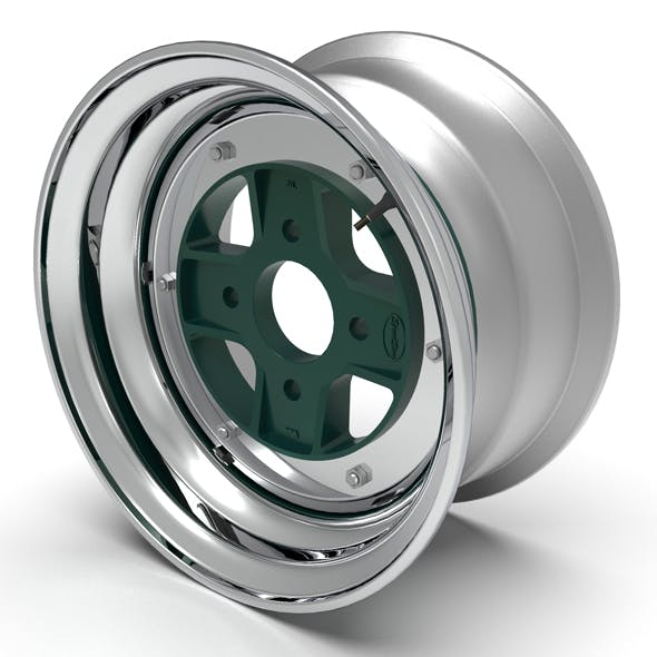 SSR mk-II R13 7J wheels