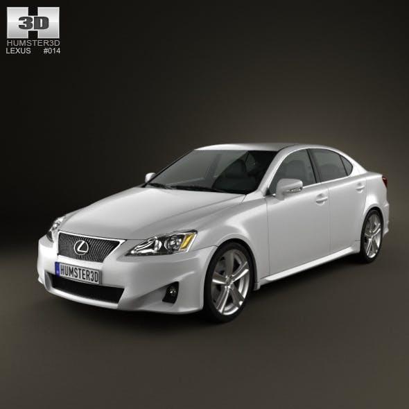 Lexus IS (XE20) 2012