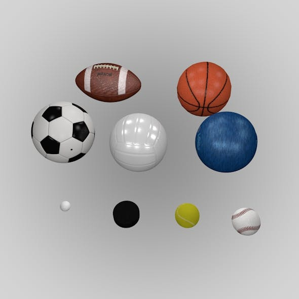 Sports Ball Pack