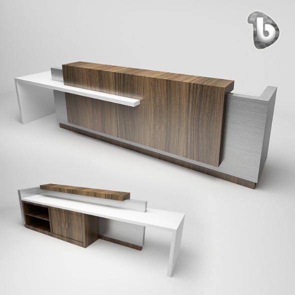 Reception Counter - RC101