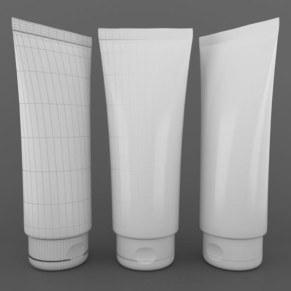 Cosmetic Cream Tube - 3DOcean Item for Sale