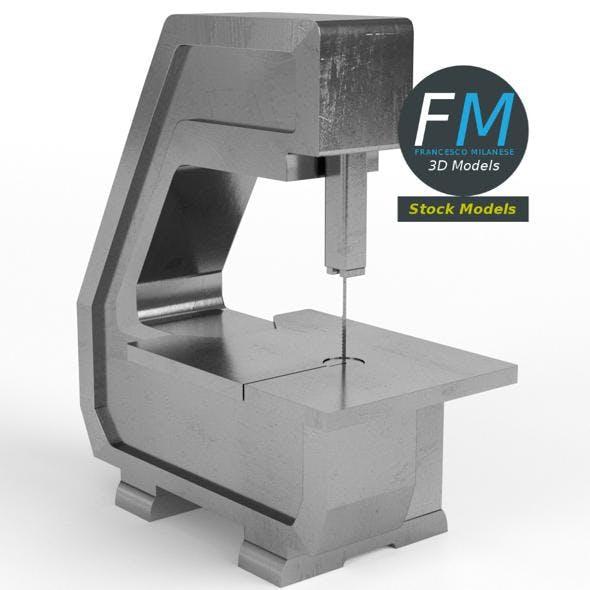 Bandsaw - 3DOcean Item for Sale