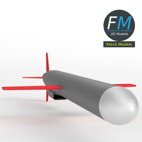 BGM-109 Tomahawk cruise missile