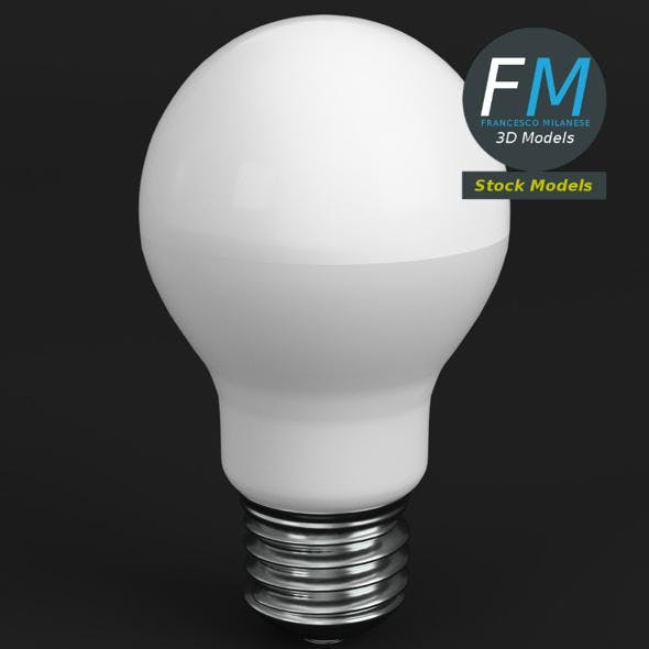 LED fluorescent light bulb lamp 2