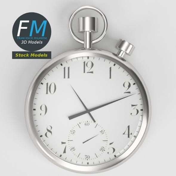 Pocketwatch - 3DOcean Item for Sale