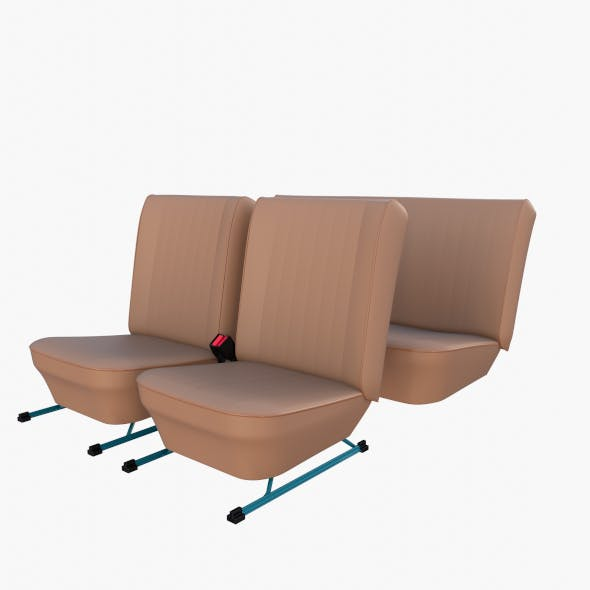 Generic Brown Leather Seats v2