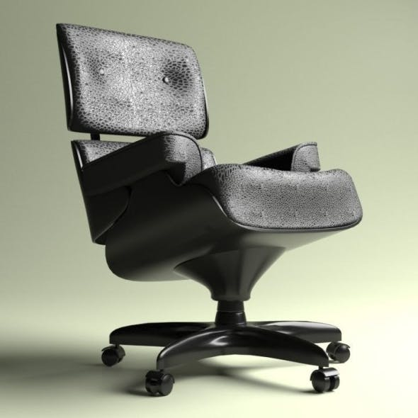 Boss Office Chair 2 - 3DOcean Item for Sale