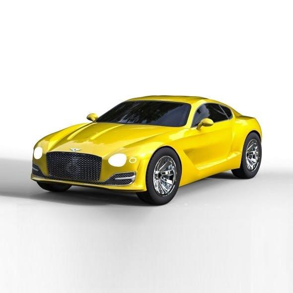 Bentley EXP 10 Speed 6 - 3DOcean Item for Sale