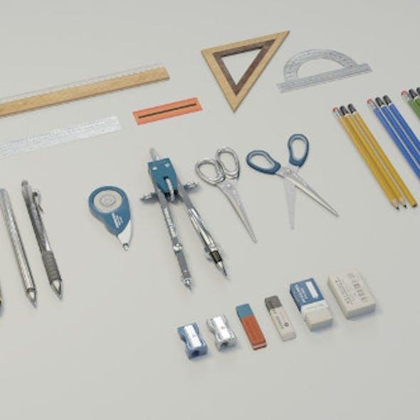 School Supplies Mega Pack