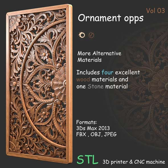Ornament opps Vol 03