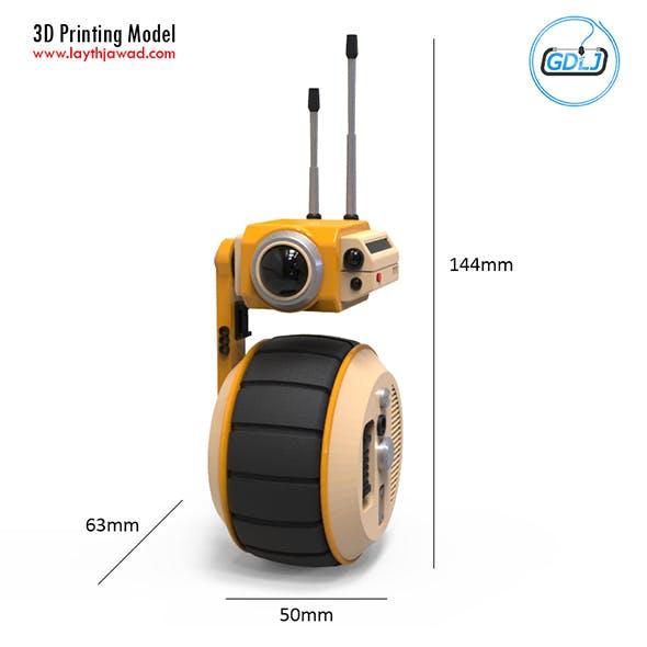 DO Concept Robot 3D Printing Model - 3DOcean Item for Sale