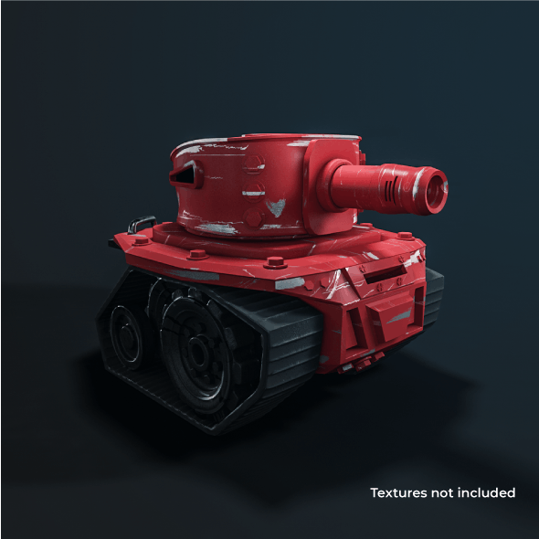 Game Military Tank