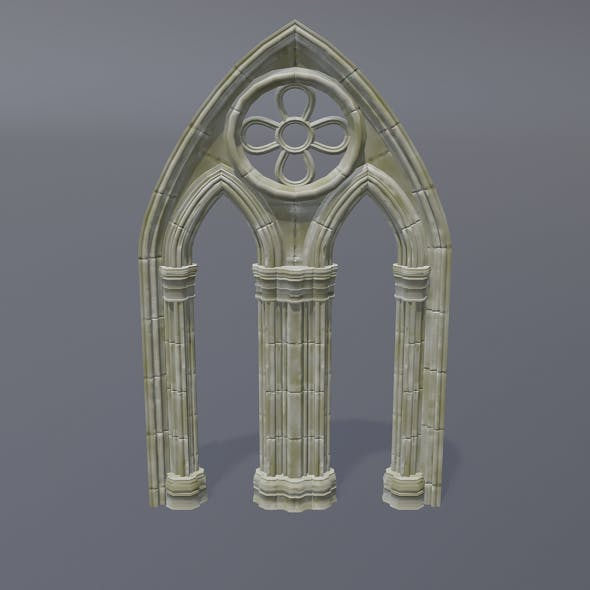 Old Gothic Arch
