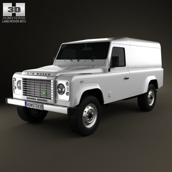 Land Rover Defender 110 Hardtop 2011