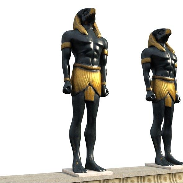 Egyptian Pheronic Sculpture EPS-04