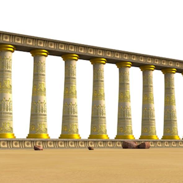 Egyptian Pheronic Column EPC-02
