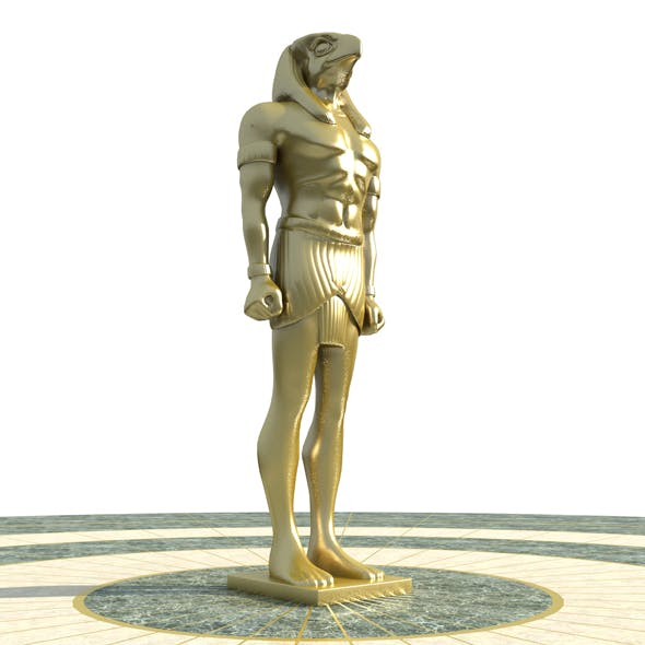 Egyptian Pheronic Sculpture EPS-01