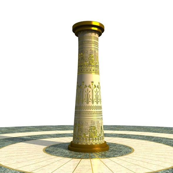 Egyptian Pheronic Column EPC-01