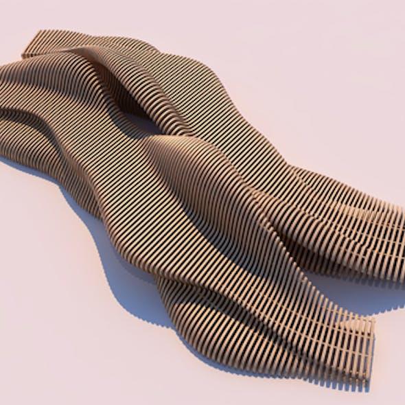Tie Bench Parametric