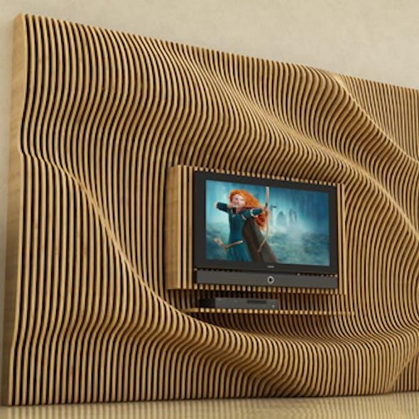 Parametric TV Show