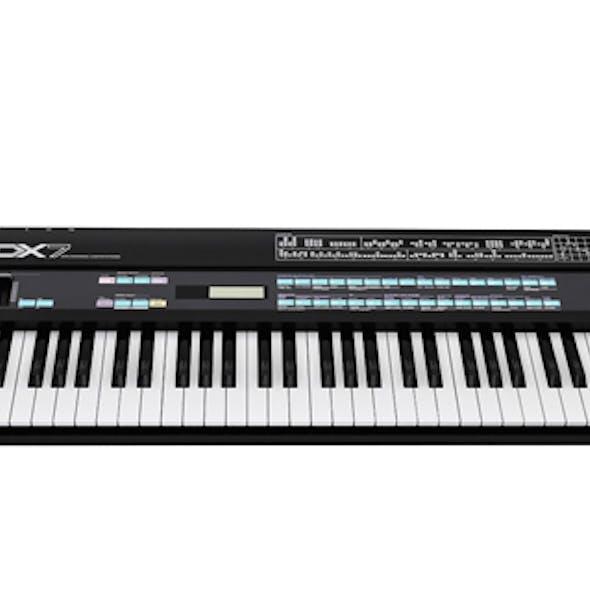 Synthesizer Yamaha DX7