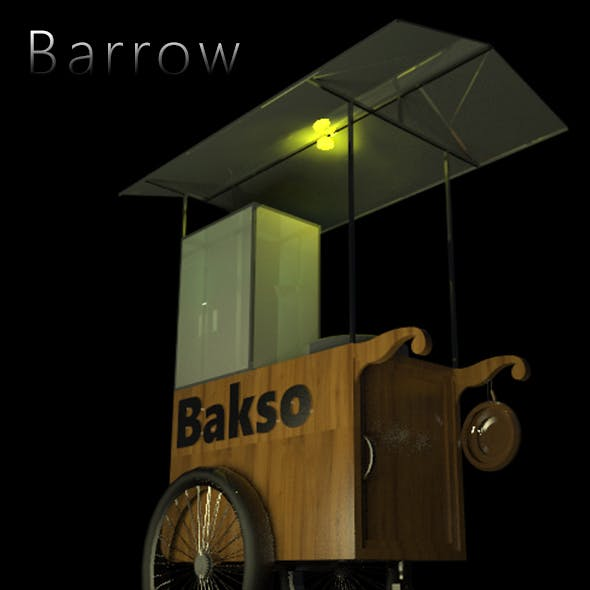3D Design of Barrow