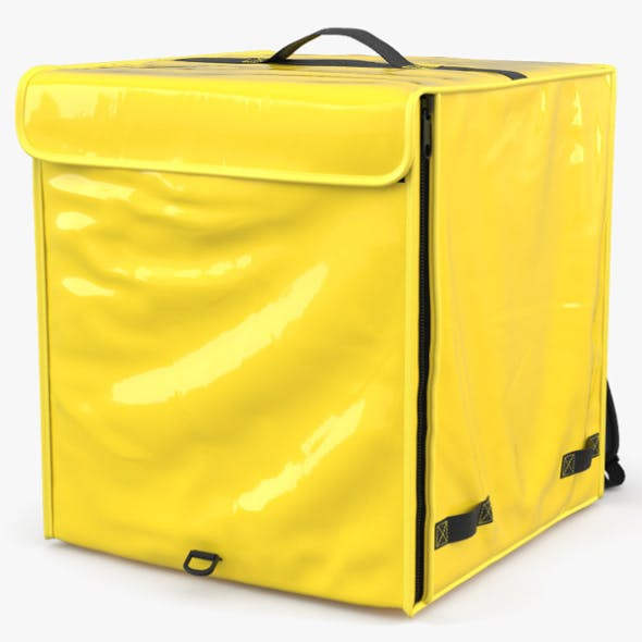 Food Delivery Bag - 3DOcean Item for Sale