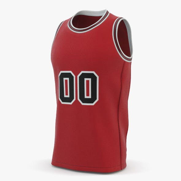Basketball Jersey - 3DOcean Item for Sale