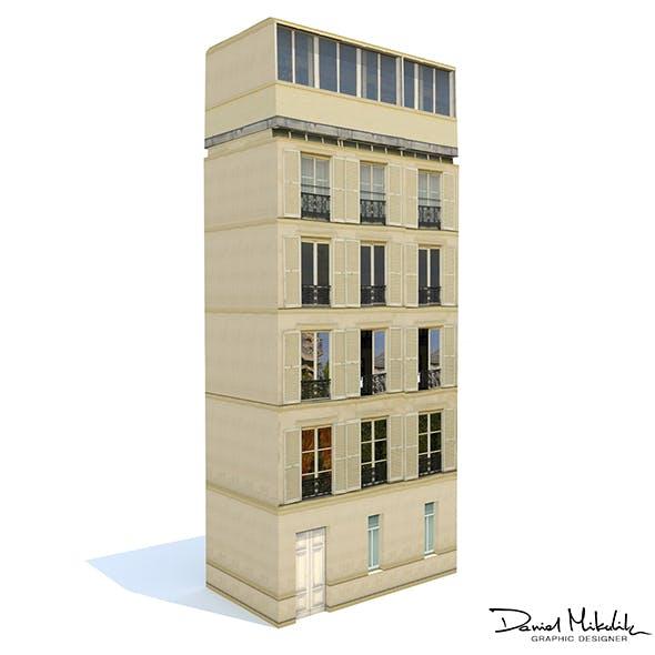 Apartment House 201