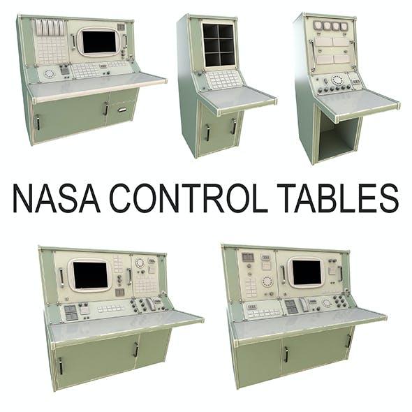 Nasa Control Tables (PBR)