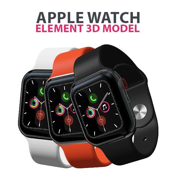 Apple Watch for Element 3D & Cinema 4D