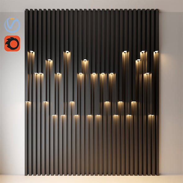 Wall decorate light