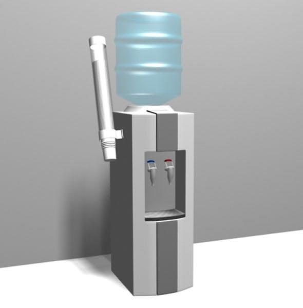 Water Dispenser - 3DOcean Item for Sale