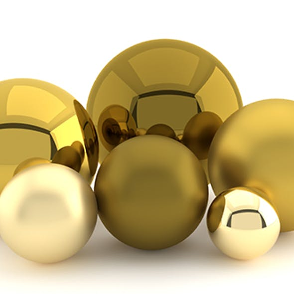 Vray 5 Gold Tints for 3ds Max