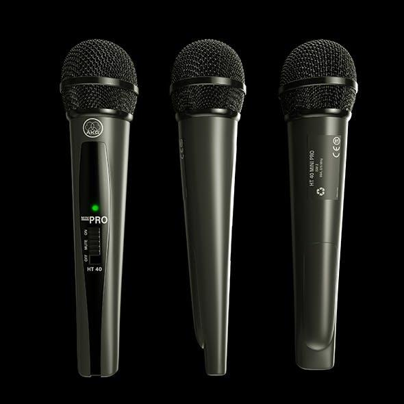 AKG HT40 Mini PRO Microphone