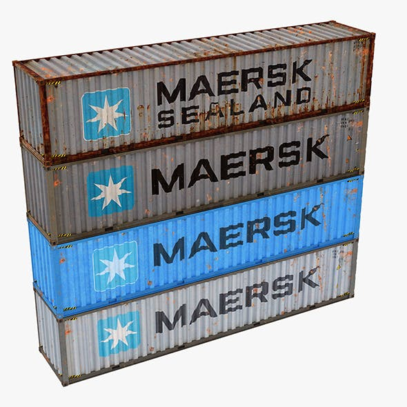 Shipping container All
