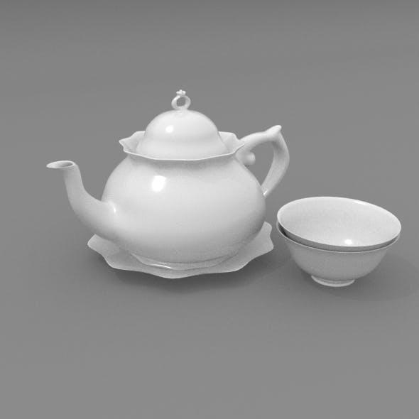 teaport - 3DOcean Item for Sale
