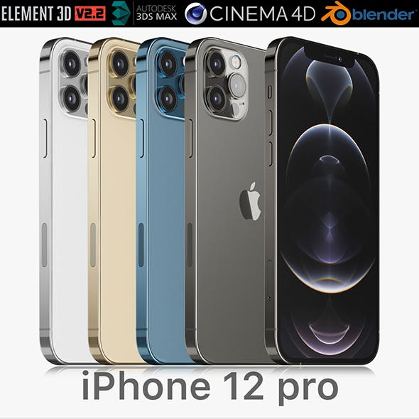 Apple iPhone 12 pro all colors