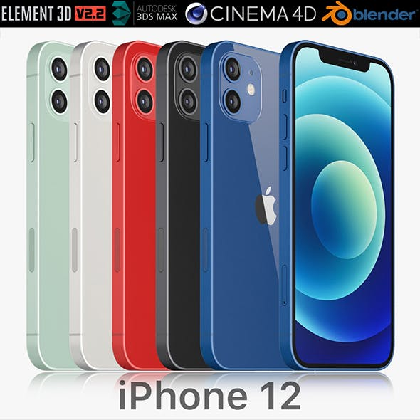 Apple iPhone 12 all colors