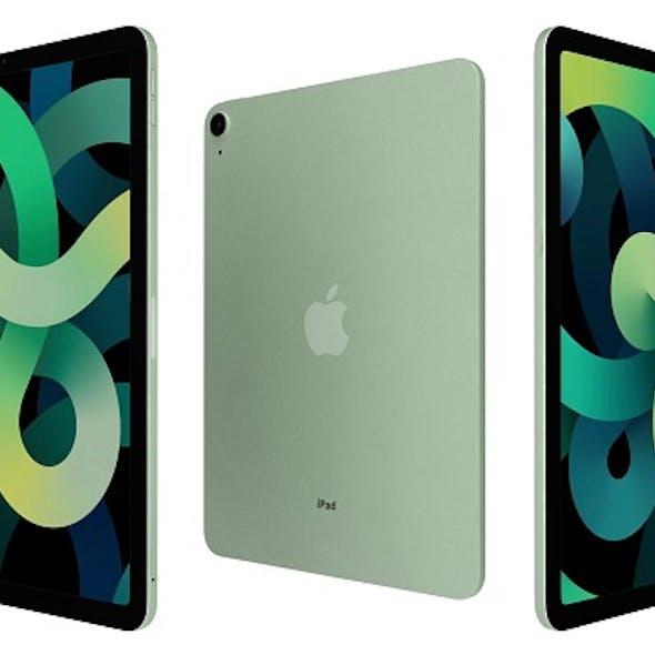 Apple iPad Air 4 2020 Green