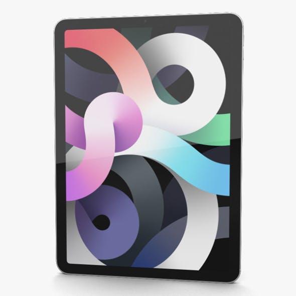Apple iPad Air 2020 Cellular Silver