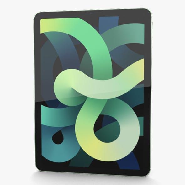 Apple iPad Air 2020 Cellular Green