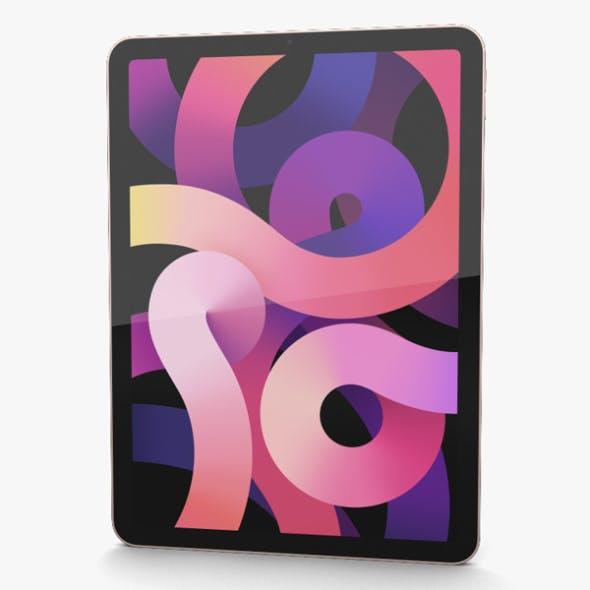 Apple iPad Air 2020 Rose Gold