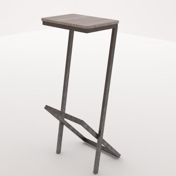 chair metal modern