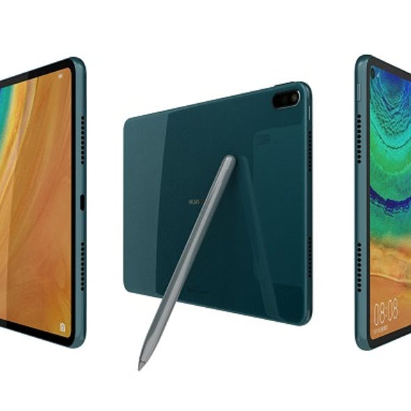 Huawei Matepad Pro 5G Green
