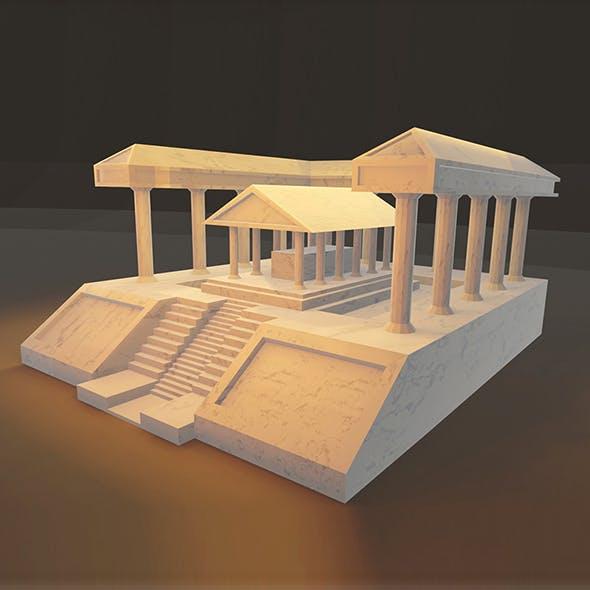 Roman & Greek Temple