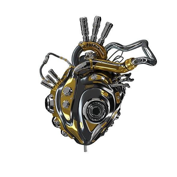 Bionic robot heart