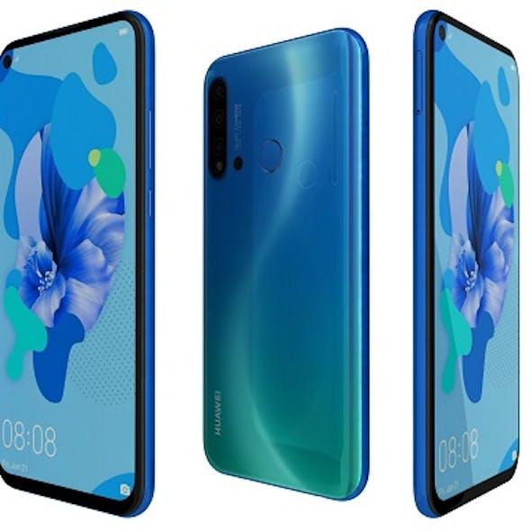 Huawei Nova 5i Gradient Blue