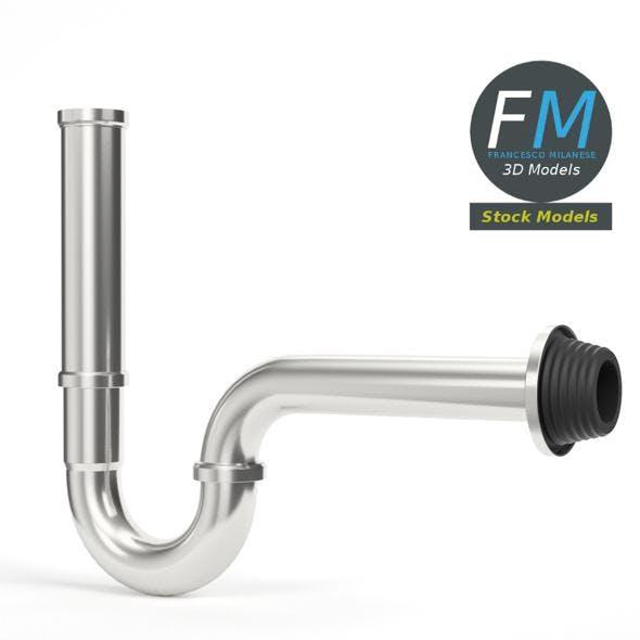 Basin sink siphon