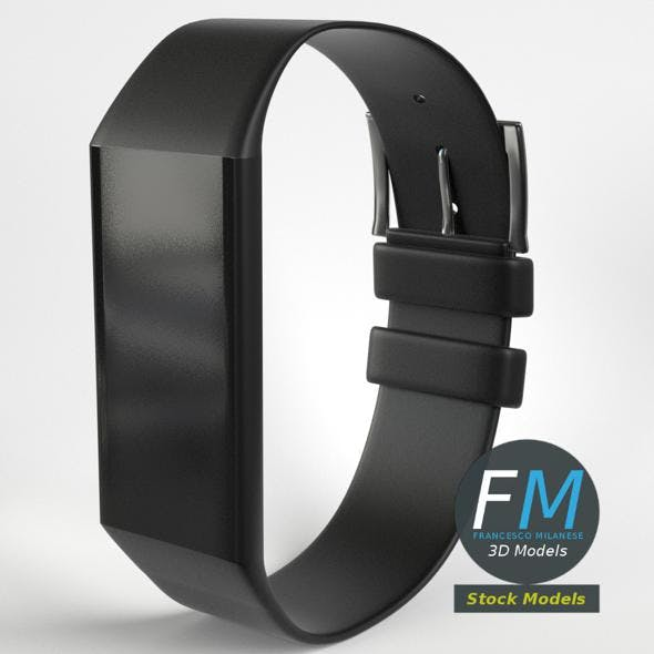 Fitness wristband - 3DOcean Item for Sale